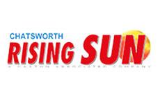 Chatsworth Rising Sun